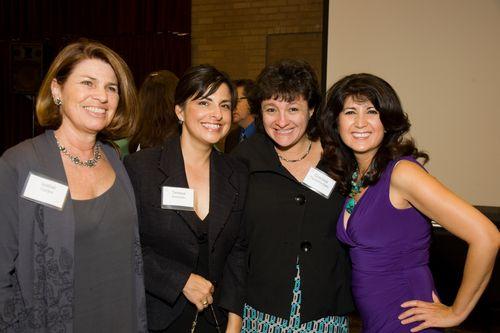 Isabel Valdes, Teresa Alvarado, Graciela Tiscareno-Sato, Margarita Quihuis